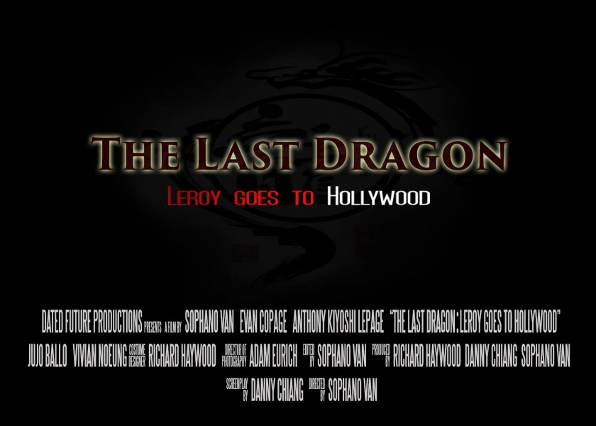 Leroy Goes to Hollywood logo