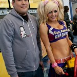 With Jessica Nigri