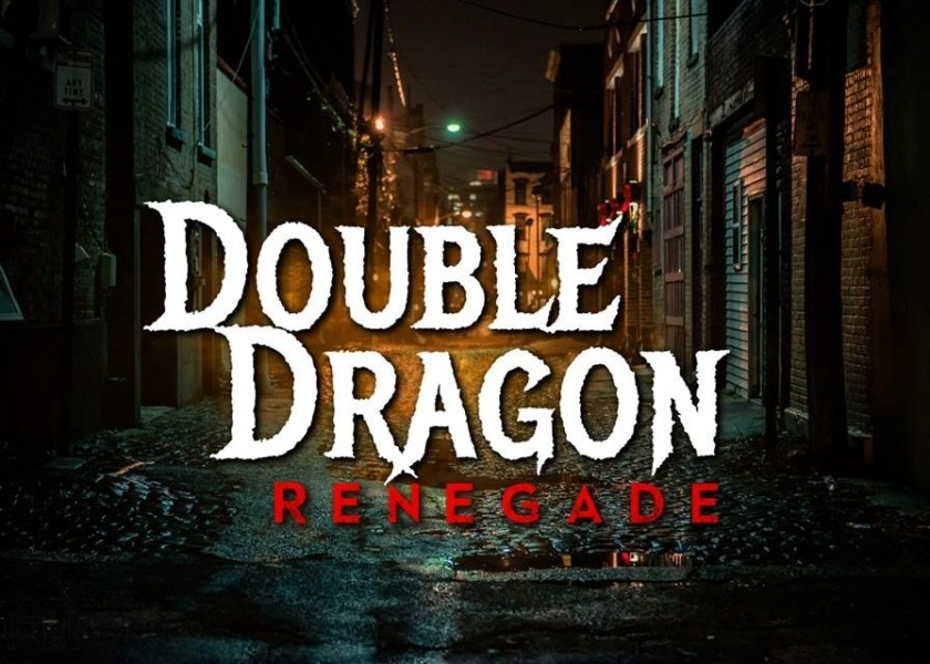 Double Dragon: Renegade art